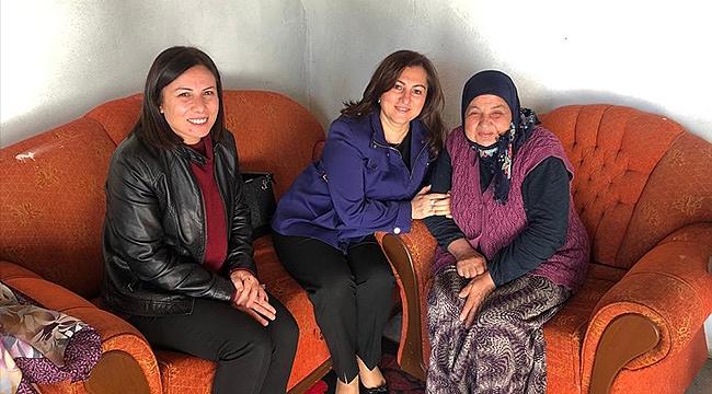 Sema Ünlü'den Güraras Ailesine Ziyaret