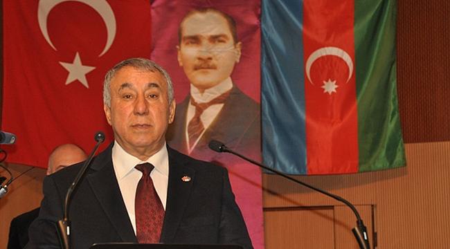 """Serdar Ünsal: """"Azerbaycan Sonsuza Kadar Yaşayacak"""""""