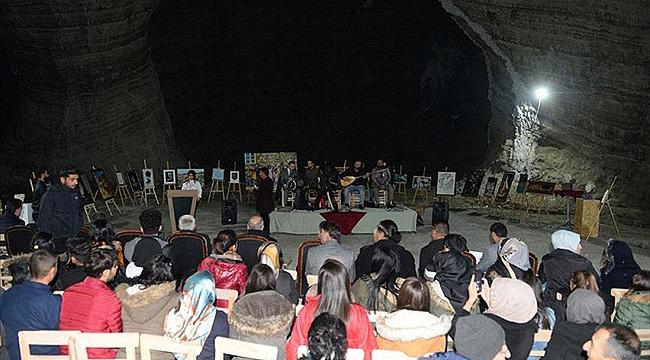 Tuz Dağı'nın Derinliklerinde Kültür ve Sanat Etkinliği Düzenlendi