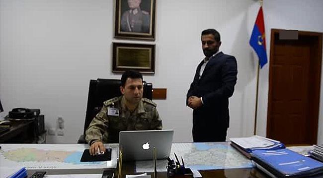Albay Özdurhan AA'nın Yılın Fotoğrafı Oylamasına Katıldı