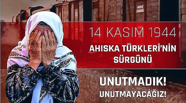 ASİMDER Başkanı Gülbey: Ahıska Türklerinin Evlerini Ermeniler Aldı