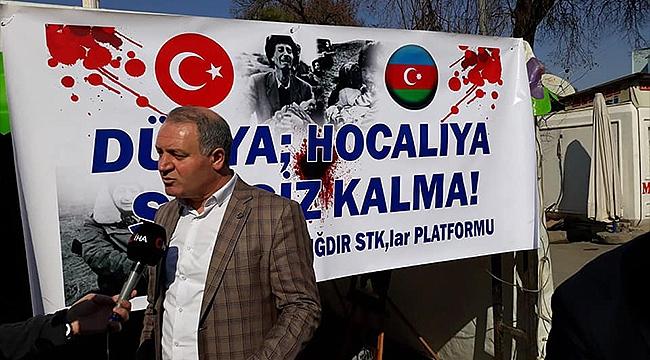 """ASİMDER Başkanı Gülbey: """"Ermeniler Bu Topraklarda Göçmendiler"""""""