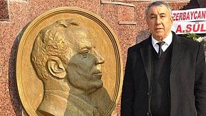 """""""Azerbaycan'ın Eski Cumhurbaşkanı Haydar Aliyevi Rahmetle Anıyoruz"""""""
