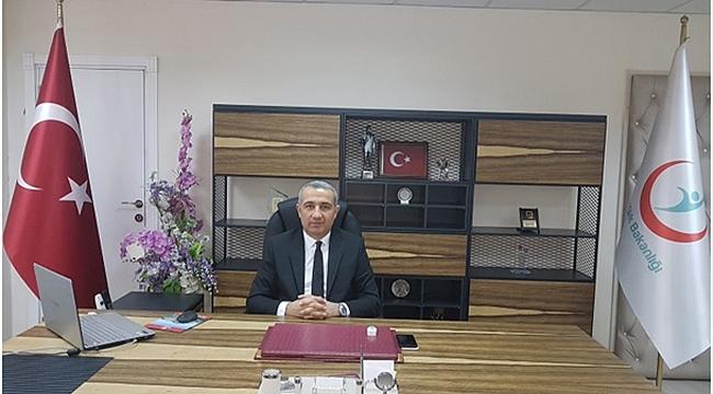 Dr. Alpaslan Erol Bartın İl Sağlık Müdürlüğüne Atandı