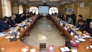 İran'da 91. Alt Güvenlik Toplantısı Düzenlendi