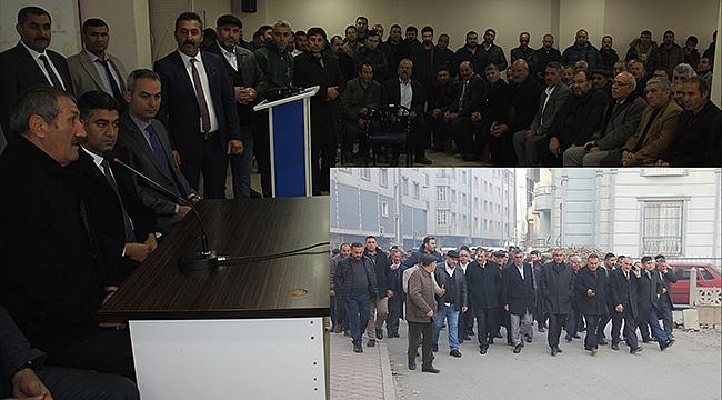 """Nurettin Aras: """"AK Parti'nin Iğdır'da %75 Oy Kapasitesi Var"""""""