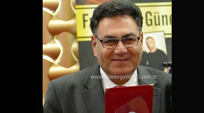 Almanya'da Yılın Yazarı Ödülü Hemşerimiz Orhan Aras'a Verildi