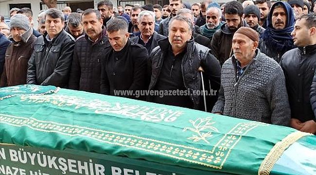 Iğdır'da Cinayete Kurban Giden Kadın Toprağa Verildi