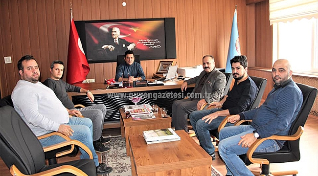 İl Müdürü Özkan Yolcu'dan TİGEM'e Ziyaret
