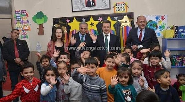 Okullarda Yarıyıl Tatili Başladı