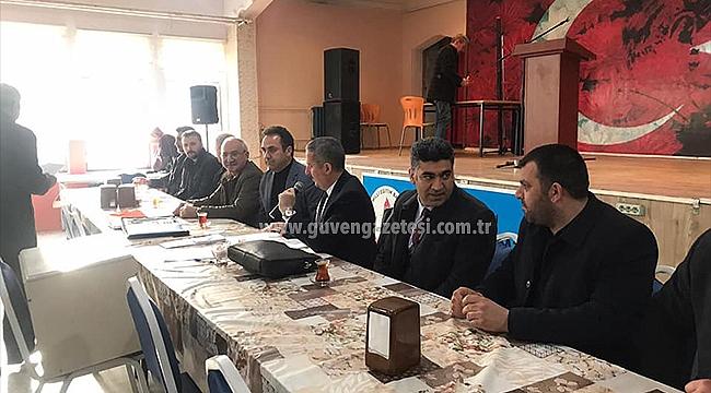 AK Parti Karakoyunlu'da Temayül Heyecanı