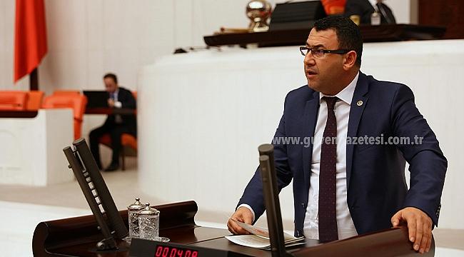 Milletvekili Karadağ'dan TBMM'ne Metsamor Araştırma Önergesi