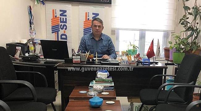 AFAD-SEN Genel Başkan Yardımcısı Öztürk'ten Çanakkale Zaferi Mesajı
