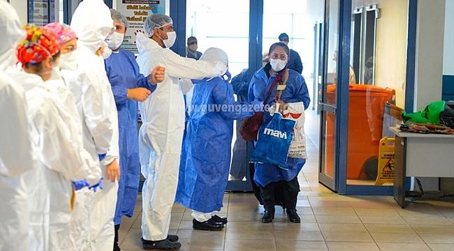 Koronavirüs Tedavisi Biten 18 Hasta Taburcu Oldu