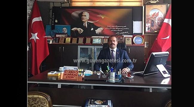 Başkan Muharrem Çeçen'den Ramazan Bayramı Mesajı