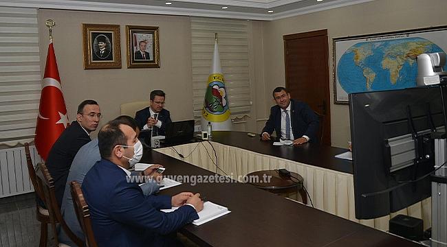 Çevre ve Şehircilik Bakanı Kurum'dan Iğdır'a Müjdeli Haberler