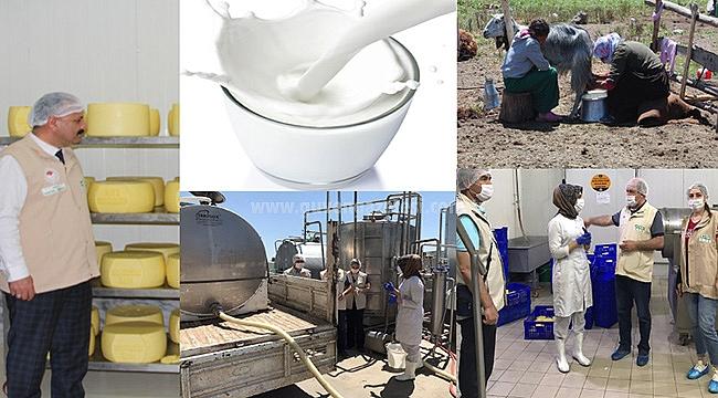 İl Müdürü Yolcu'dan Dünya Süt Günü Mesajı