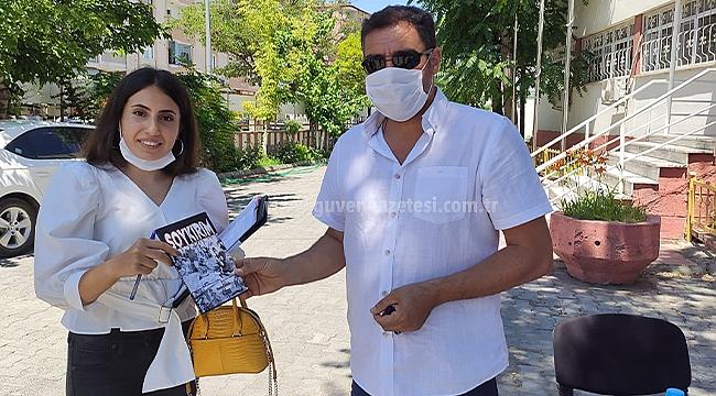Türk Eğitim-Sen'den Iğdır'a Yeni Atanan Öğretmenlere Hediyeli Karşılama