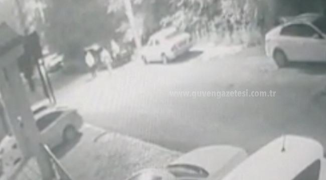 Vicdansızlar Vali Yolunda Vatandaşların Arabalarına Zarar Veriyor