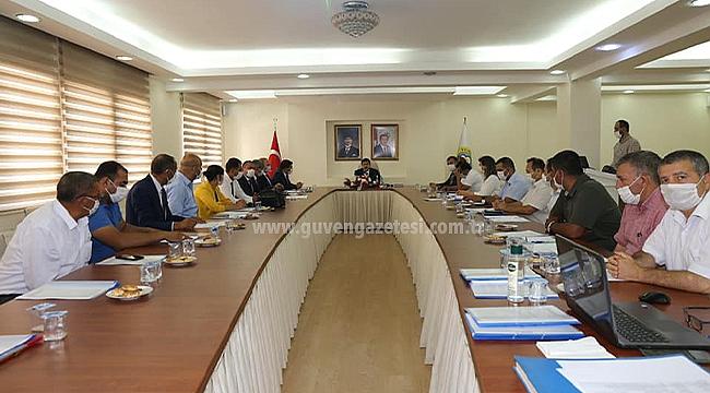 Çevre Hizmet Birliği Olağan Toplantısı Yapıldı