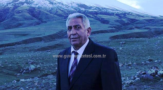 Iğdır Gazeteciler Cemiyeti Başkanı Başkanı Aydın Deniz'den Kurban Bayramı Mesajı