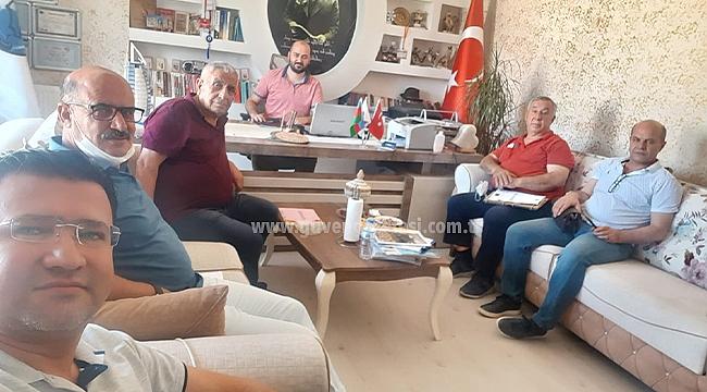 Iğdır Gazeteciler Cemiyetinin Avrupa Birliği Projesi Kabul Edildi