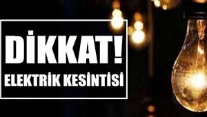 Aras EDAŞ'tan Söğütlü Mahallesinde Elektrik Kesintisi Uyarısı