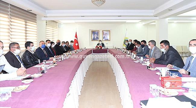 Çevre Hizmet Birliği Meclis Toplantısı Yapıldı