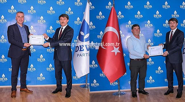 DEVA Partisi Iğdır'da Teşkilatlanma Çalışmalarını Hızlandırdı