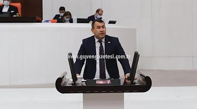 MHP Iğdır Milletvekili Yaşar Karadağ, Ermeni Zulmünü Meclis Kürsüsüne Taşıdı