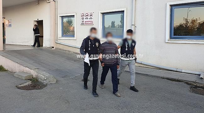 Yorgun Ata Şiddet Uygulayan Şahıs Gözaltına Alındı