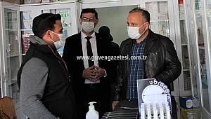 Aralık İlçesindeki Özel Veteriner Hekim Klinikleri Denetlendi