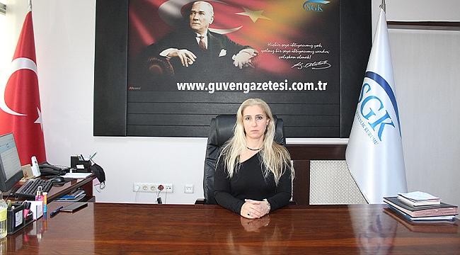 SGK İl Müdürü Dursun'dan Faaliyeti Sona Eren Ve Borcu Bulunan İş Yerlerine Uyarı