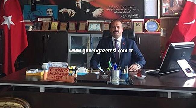 Başkan Çeçen'den Polis Haftası Mesajı