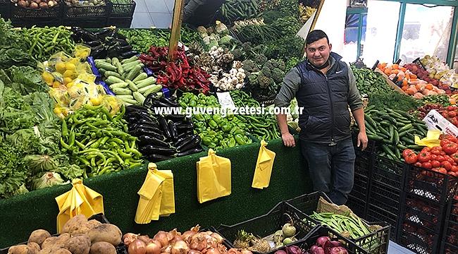 Market ve Manavlarda 'Ramazan' Zammı