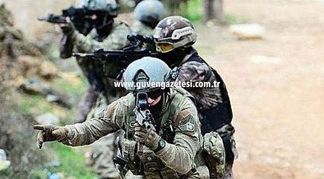 Iğdır-Doğubeyazıt Kırsalında Çatışma: 2 Terörist Öldürüldü