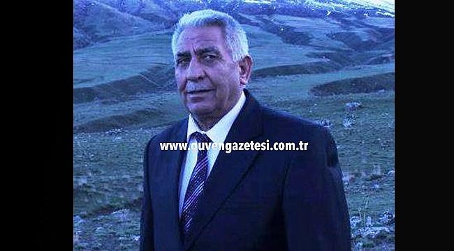 Gazeteciler Cemiyeti Başkanı Aydın Deniz'den Kurban Bayramı Mesajı