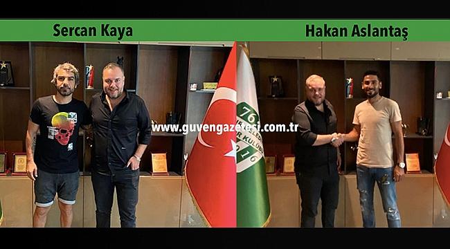 Iğdır Belediyespor'dan Transferde İmza Şov