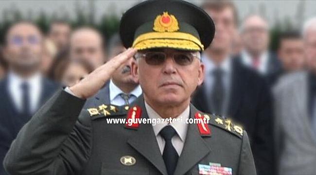 Iğdır 5. Hudut Alay Eski Komutanı Musa Avsever Kara Kuvvetleri Komutanı Oldu