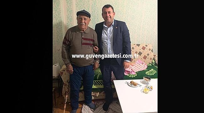 Milletvekili Yaşar Karadağ'ın Amcası Hakkın Rahmetine Kavuştu