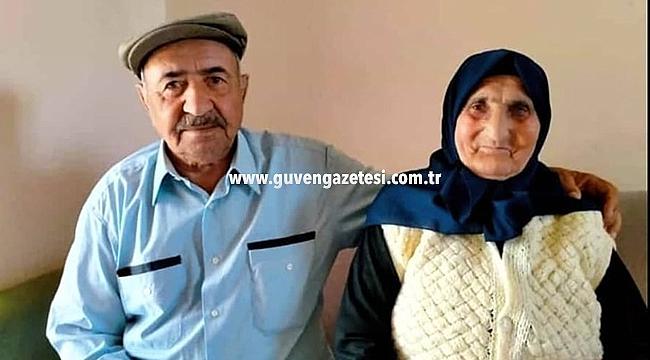 Yaşlı Çifti Ölüm Bile Ayıramadı