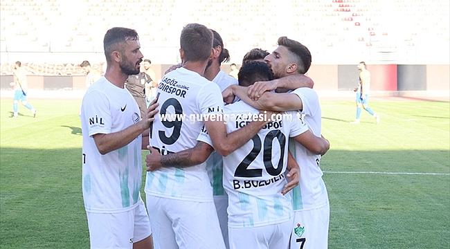 Alagöz Holding Iğdırspor Seriye Taktı: 4-2