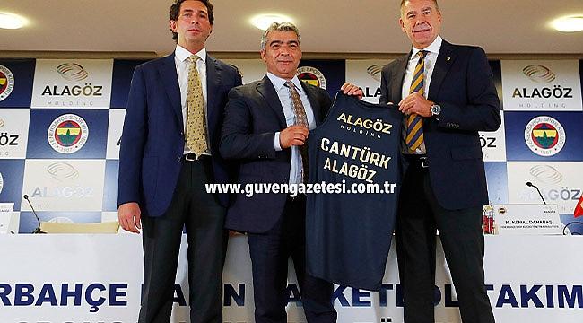 Iğdır'ın Gururu Alagöz Holding, Fenerbahçe'ye Sponsor Oldu