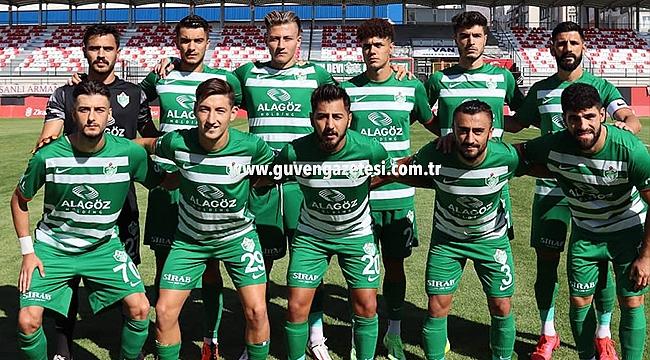 Iğdırspor'un Ziraat Kupası 2. Turdaki Rakibi Belli Oldu