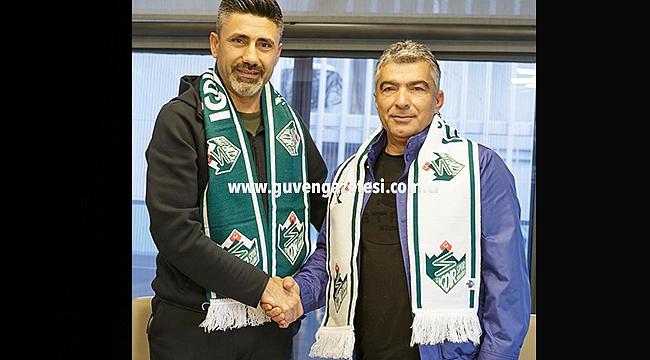 Iğdırspor, Teknik Direktör Bayram Toysal'ı Resmen Açıkladı