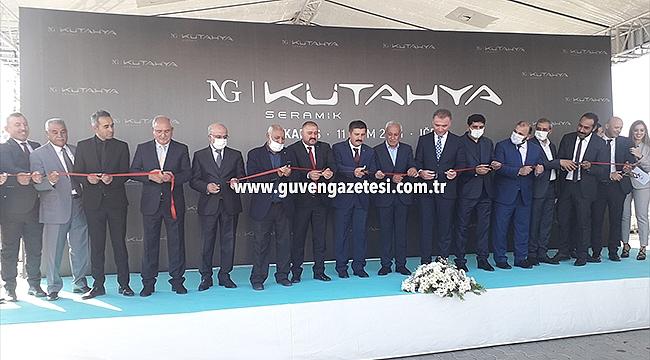 NG Kütahya Seramik'ten Iğdır'da Görkemli Açılış